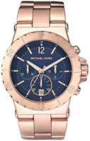 Buy Mens Michael Kors Gold Tone Chronograph Watch online