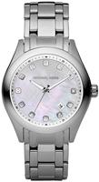 Buy Ladies Michael Kors Silver Watch online