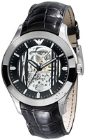 Buy Mens Emporio Armani Meccanico Automatic Watch online