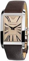 Buy Mens Emporio Armani Super Slim Classy Watch online