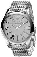 Buy Mens Emporio Armani Grey Watch online