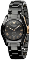 Buy Ladies Emporio Armani Desinger Ceramic Watch online