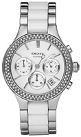 Buy Unisex Dkny Ceramic Chronograph Watch online