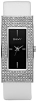 Buy Ladies White Dkny Fashion Watch online