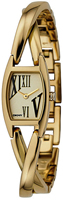 Buy Ladies Dkny Gold Tone Fashion Watch online