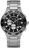 Buy Mens Dkny Silver Watch online