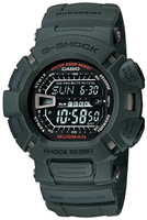 Buy Mens Casio G Shock Mudman Alarm Watch online