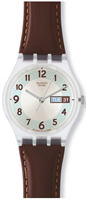 Buy Ladies Swatch Blue Conker Watch online