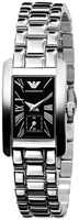 Buy Ladies Black Emporio Armani Watch online