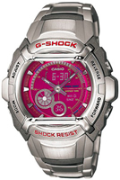 Buy Mens Casio Analog Pink Dial Watch online