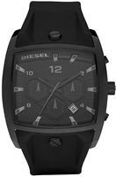 Buy Mens Diesel Blackout Chronograph Watch online