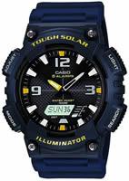 Buy Mens Casio AQ-S810W-2AVEF Watches online