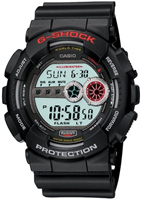 Buy Mens Casio GD-100-1AER Watches online