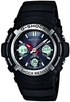 Buy Mens Casio AWG-M100-1AER Watches online