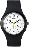 Buy Mens Braun BN0115WHBKBKG Watches online