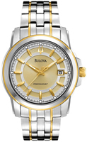 Buy Mens Bulova 98B156 Watches online