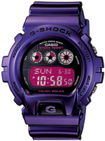 Buy Mens Casio G-shock Metallic Purple Watch online