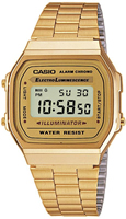 Buy Unisex Casio A168WG-9EF Watches online