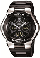 Buy Ladies Casio Baby-g Alarm Chronograph Watch online