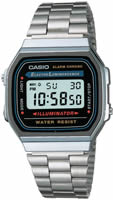 Buy Unisex Casio A168WA-1YES Watches online