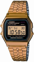 Buy Unisex Casio A159WGEA-1EF Watches online