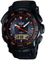 Buy Mens Casio PRG-550-1A4ER Watches online