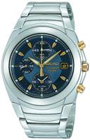 Buy Mens Seiko Titanium Gold High Lighted Watch online