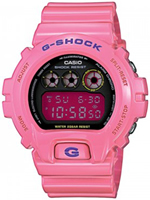 Buy Ladies Casio DW-6900SN-4ER Watches online