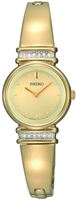 Buy Ladies Seiko Bangle Champagne Watch online