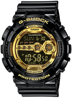 Buy Mens Casio GD-100GB-1ER Watches online
