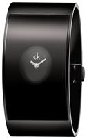 Buy Ladies Calvin Klein Flash Black Watch online