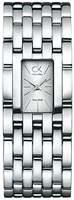 Buy Ladies Silver Calvin Klein Braid Watch online