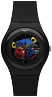 Buy Unisex Swatch SUOB101 Watches online