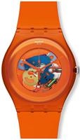 Buy Unisex Swatch SUOO100 Watches online