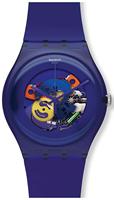 Buy Unisex Swatch SUOV100 Watches online