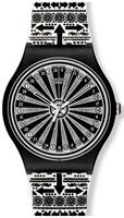 Buy Unisex Swatch SUOZ123 Watches online