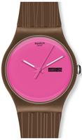 Buy Unisex Swatch SUOZ706 Watches online