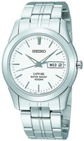 Buy Mens Seiko Bracelet Slight Silver Watch online