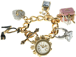 Buy Ladies Juicy Couture 1900778 Watches online