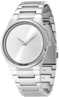 Buy Mens Police Silver Horizon Watch online