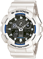 Buy Mens Casio GA-100B-7AER Watches online
