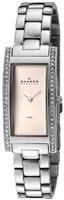 Buy Ladies Skagen Denmark Glitzy Light Pink Watch online