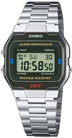 Buy Mens Casio A163WA-1QES Watches online