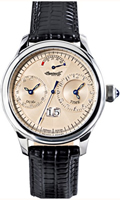 Buy Mens Ingersoll Champagne Dial Leather Watch online