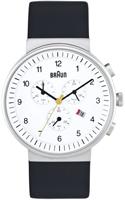 Buy Ladies Braun BN0035WHSLBKG Watches online