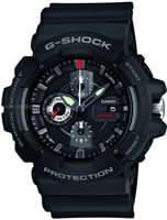 Buy Mens Casio GAC-100-1AER Watches online