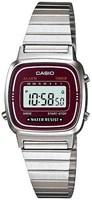 Buy Ladies Casio LA670WEA-4EF Watches online
