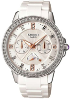 Buy Unisex Sheen SHE-3023-7AER Watches online