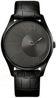 Buy Mens Calvin Klein Deluxe Black Collection Watch online