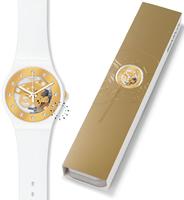 Buy Unisex Swatch SUOZ148 Watches online